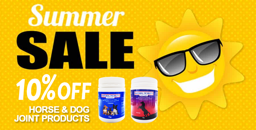 Horse and Dog Joint Care Supplement Sale