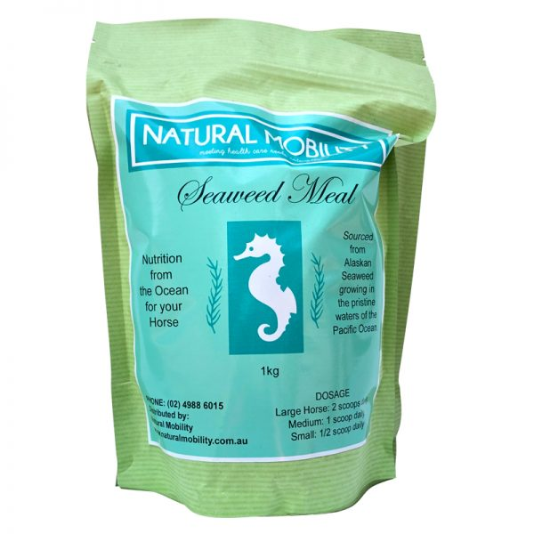 Seaweed Meal for Horses