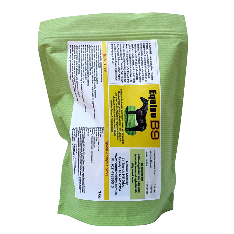 Equine B9 Horse Nutrients