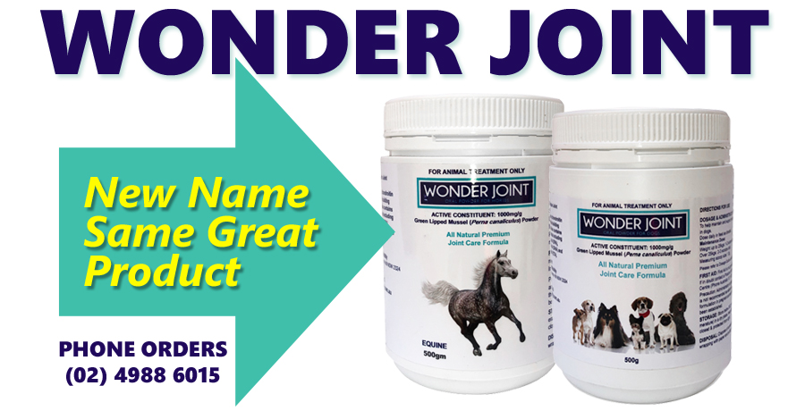 Wonder Joint Horse Joint Supplement