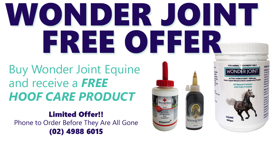 Wonder Joint Horse Joint Supplement